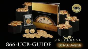Universal Coin & Bullion TV Spot - Thumbnail 6