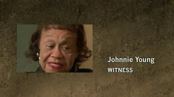 AARP Services, Inc. TV Spot, 'Johnnie Young Sees Medgar Evers' - Thumbnail 9
