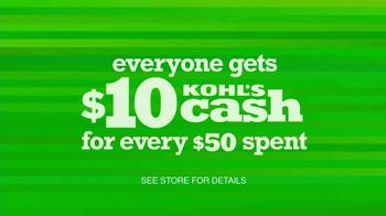Kohl's Savings 101 Sale TV Spot - Thumbnail 7