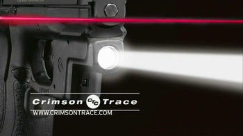 Crimson Trace 100-Lumen Lightguard TV Spot