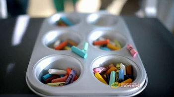 Crayola Melt 'n Mold Factory TV Spot, 'Make Them Better' - Thumbnail 4