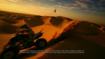 2013 Yamaha Raptor 700R TV Spot, 'Lift Off' - Thumbnail 10