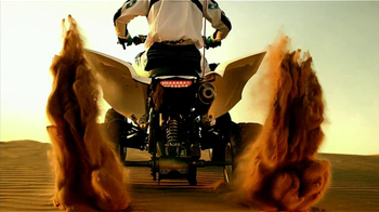 2013 Yamaha Raptor 700R TV Spot, 'Lift Off'