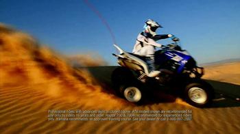 2013 Yamaha Raptor 700R TV Spot, 'Lift Off' - Thumbnail 6