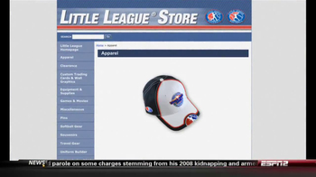 Little League Store.net TV Spot - Thumbnail 10