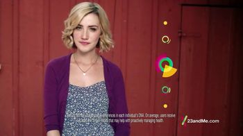 23andMe TV Spot - 2070 commercial airings
