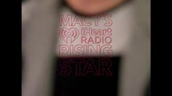 Macy's iHeart Radio Rising Star Contest TV Spot - Thumbnail 5