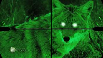 Laser Genetics ND3 Subzero Laser Designator TV Spot - Thumbnail 10