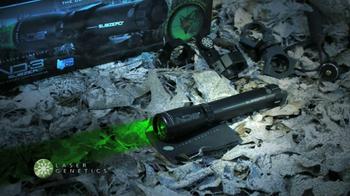 Laser Genetics ND3 Subzero Laser Designator TV Spot - Thumbnail 3