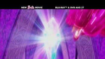 Barbie Mariposa & The Fairy Princess Blu-ray Combo Pack TV Spot - Thumbnail 10