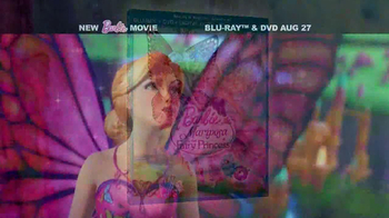 Barbie Mariposa & The Fairy Princess Blu-ray Combo Pack TV Spot - Thumbnail 2
