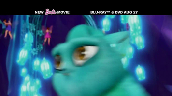 Barbie Mariposa & The Fairy Princess Blu-ray Combo Pack TV Spot - Thumbnail 9