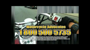 Motorcycle Advocates TV Spot, 'Left Turn' - Thumbnail 4