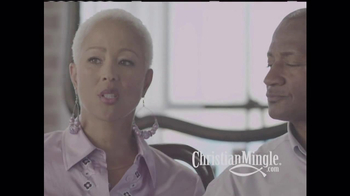 ChristianMingle.com TV Spot, 'Tracey & Thomas' - 1749 commercial airings