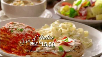 Carrabba's Grill Trio D'Italia TV Spot, 'The Tastes of Italy' - Thumbnail 10