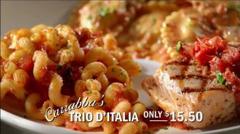 Carrabba's Grill Trio D'Italia TV Spot, 'The Tastes of Italy' - Thumbnail 5