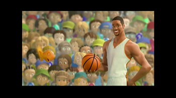 Goldfish TV Spot, 'Team Xtreme' Featuring Dwyane Wade - 283 commercial airings