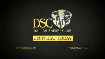 Dallas Safari Club TV Spot, 'Know the Road' - Thumbnail 10