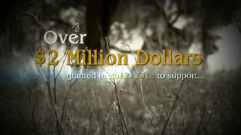 Dallas Safari Club TV Spot, 'Know the Road' - Thumbnail 6