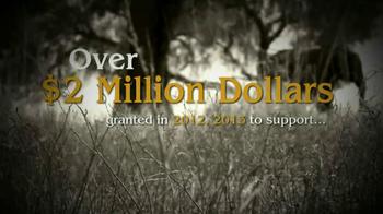 Dallas Safari Club TV Spot, 'Know the Road' - Thumbnail 7