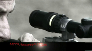 M77 Hawkeye African .375 Ruger TV Spot - Thumbnail 2
