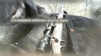 M77 Hawkeye African .375 Ruger TV Spot - Thumbnail 6