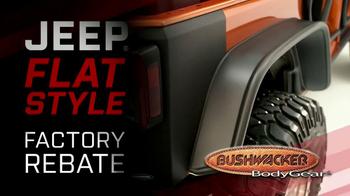Bushwacker Flat-Style Fender Flairs TV Spot - Thumbnail 3