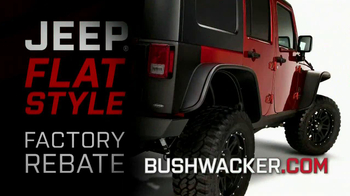 Bushwacker Flat-Style Fender Flairs TV Spot - Thumbnail 4