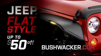 Bushwacker Flat-Style Fender Flairs TV Spot - Thumbnail 5
