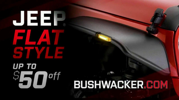 Bushwacker Flat-Style Fender Flairs TV Spot - Thumbnail 6