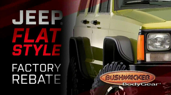 Bushwacker Flat-Style Fender Flairs TV Spot - Thumbnail 8