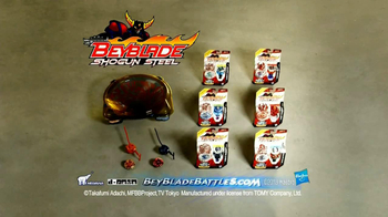 BeyBlade Shogun Steel Tops TV Spot - Thumbnail 10