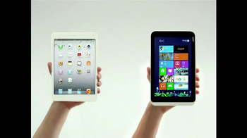 Microsoft Windows 8 Tablet TV Spot, 'Small World' - Thumbnail 1