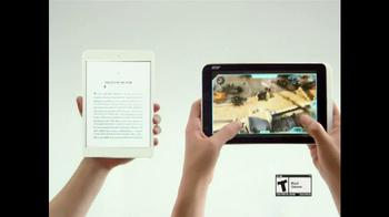 Microsoft Windows 8 Tablet TV Spot, 'Small World' - Thumbnail 5