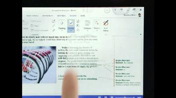 Microsoft Windows 8 Tablet TV Spot, 'Small World' - Thumbnail 7