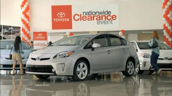 Toyota Nationwide Clearance Event TV Spot, 'Camry Offer' - 77 commercial airings