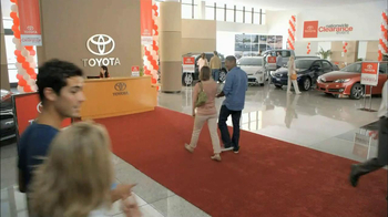 Toyota Nationwide Clearance Event TV Spot, 'Camry Offer' - Thumbnail 1