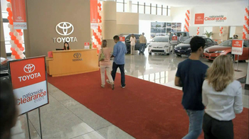 Toyota Nationwide Clearance Event TV Spot, 'Camry Offer' - Thumbnail 2