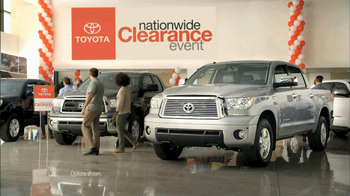 Toyota Nationwide Clearance Event TV Spot, 'Camry Offer' - Thumbnail 4