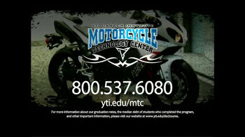 Motorcycle Technology Center TV Spot, 'Reasons' - Thumbnail 10
