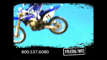 Motorcycle Technology Center TV Spot, 'Reasons' - Thumbnail 2