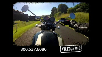 Motorcycle Technology Center TV Spot, 'Reasons' - Thumbnail 5