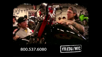 Motorcycle Technology Center TV Spot, 'Reasons' - Thumbnail 7