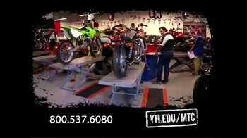Motorcycle Technology Center TV Spot, 'Reasons' - Thumbnail 8