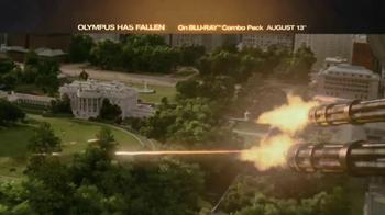 Olympus Has Fallen Blu-Ray Combo Pack, TV Spot - Thumbnail 1