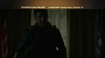 Olympus Has Fallen Blu-Ray Combo Pack, TV Spot - Thumbnail 5