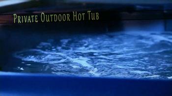 Harman's Luxury Cabins TV Spot - Thumbnail 4
