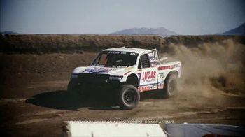 General Tire TV Spot , 'Testing' Featuring Carl Renezeder