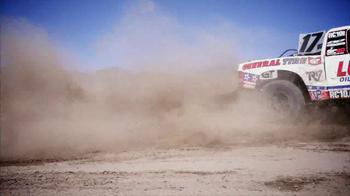 General Tire TV Spot , 'Testing' Featuring Carl Renezeder - Thumbnail 5