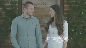ChristianMingle.com TV Spot, 'Lindsay & Justin' - Thumbnail 1